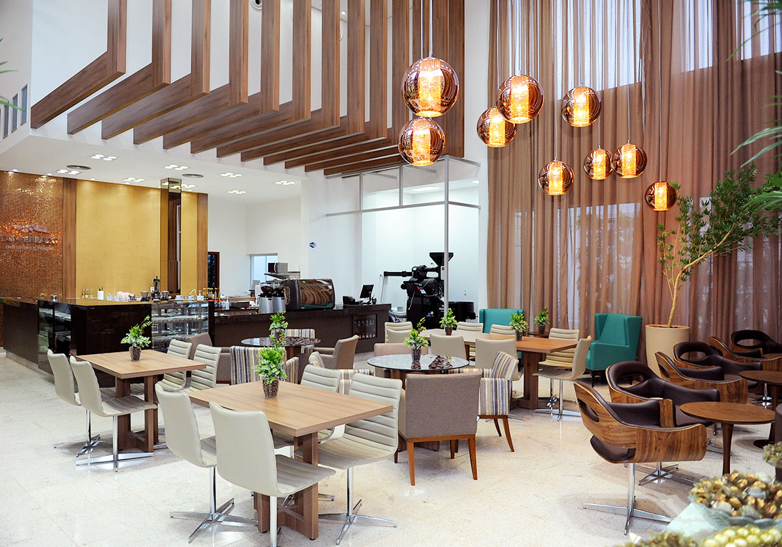 Cafeteria Dulcerrado - Cafés Especiais do Produtor