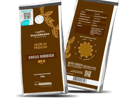 EDIÇÃO ESPECIAL DO PRODUTOR DA CAFETERIA DULCERRADO APRESENTA CAFÉ DE 89 PONTOS